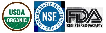 certification symbols