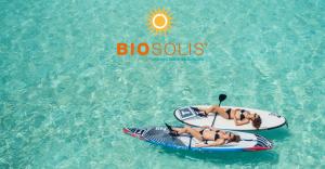 biosolis suncare wallpaper