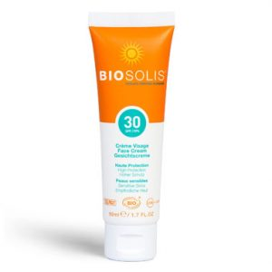 biosolis suncare face cream