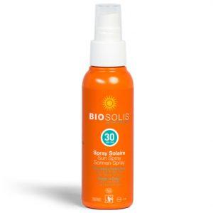 biosolis sunspray spf30