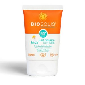 biosolis suncare for kids spf50