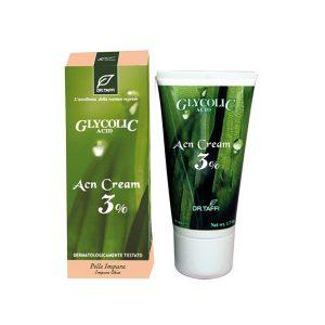Organic-ACN Cream 3%