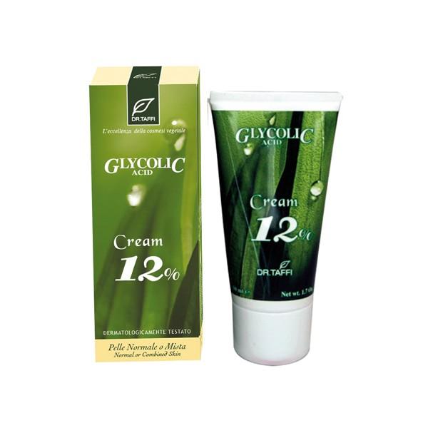 Glycolic Cream 12%