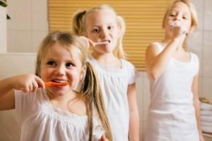 Οδοντόπαστες για Παιδιά 2-6